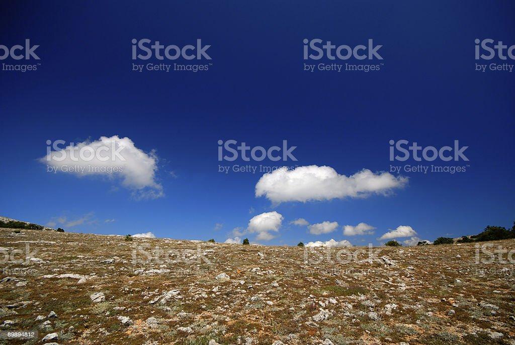 mountain Lizenzfreies stock-foto