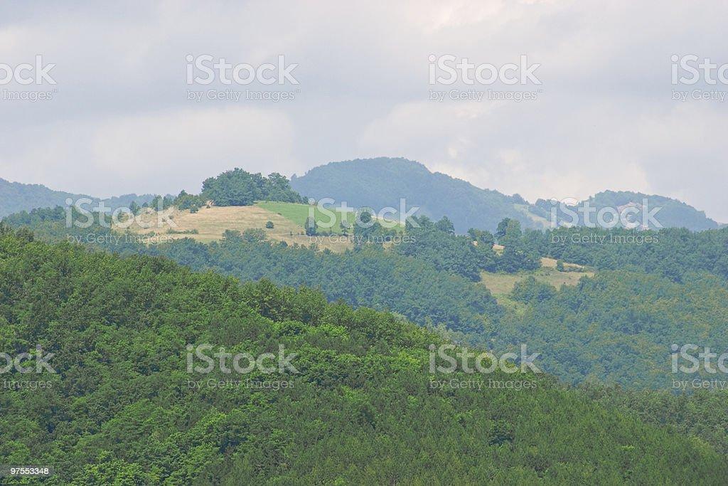Mountain photo libre de droits