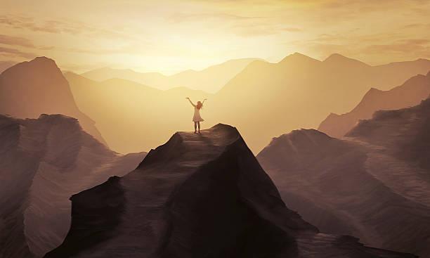 mountain praise - praise and worship stock photos and pictures