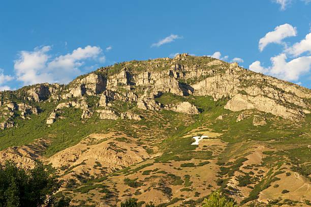 Y mountain Provo. Utah – Foto