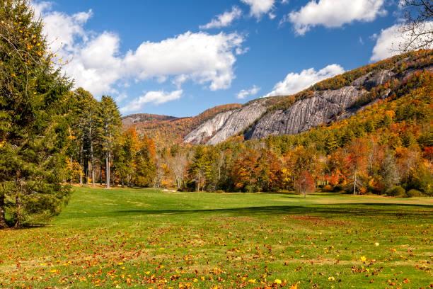 Mountain Range in North Carolina – Foto