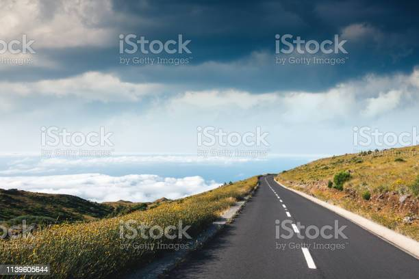 Photo of Mountain Road In Madeira