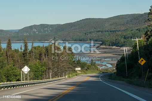 Paysage Marin de la Côte Nord, Canada