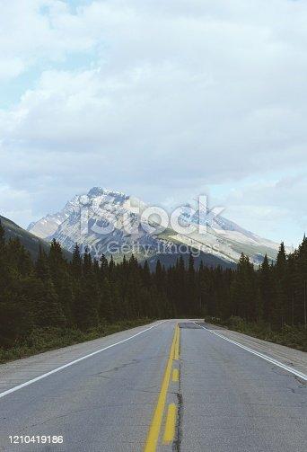 820775686 istock photo Mountain road 1210419186