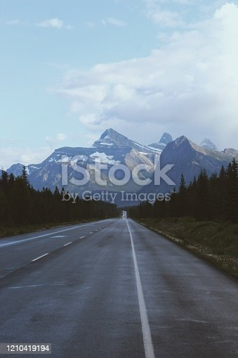820775686 istock photo Mountain road 1210419194