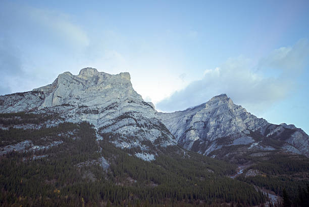 Mountain Escape banff, alberta, Kanada – Foto
