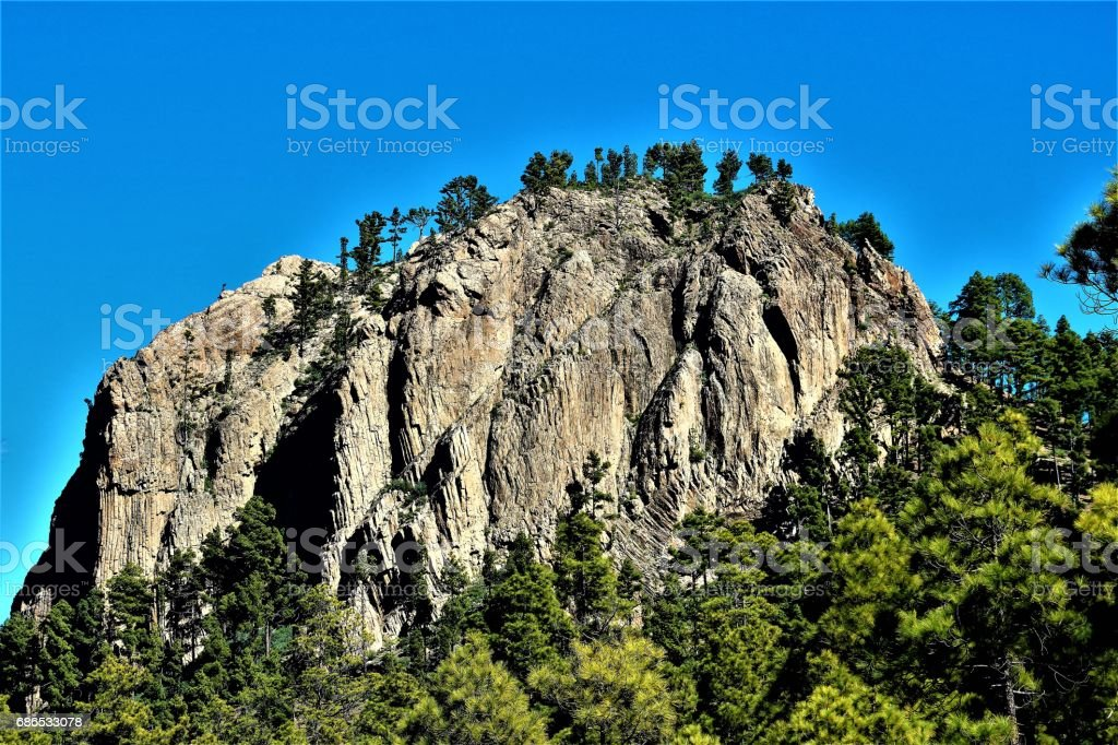 Mountain scenery royaltyfri bildbanksbilder
