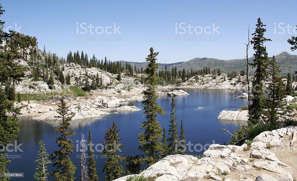 Mountain Scenic-Lake Mary, Utah – Foto