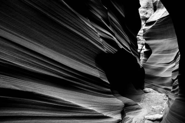 Mountain Sheep Canyon in Arizona, United States stock photo