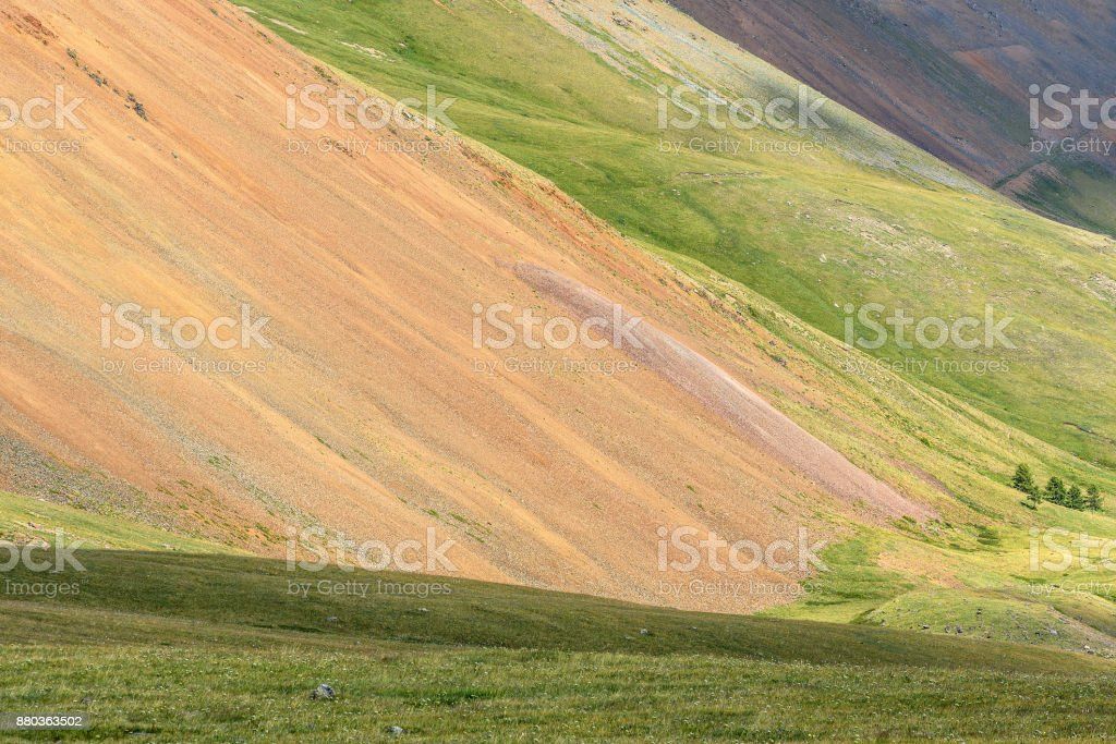 mountain slope background texture stock photo