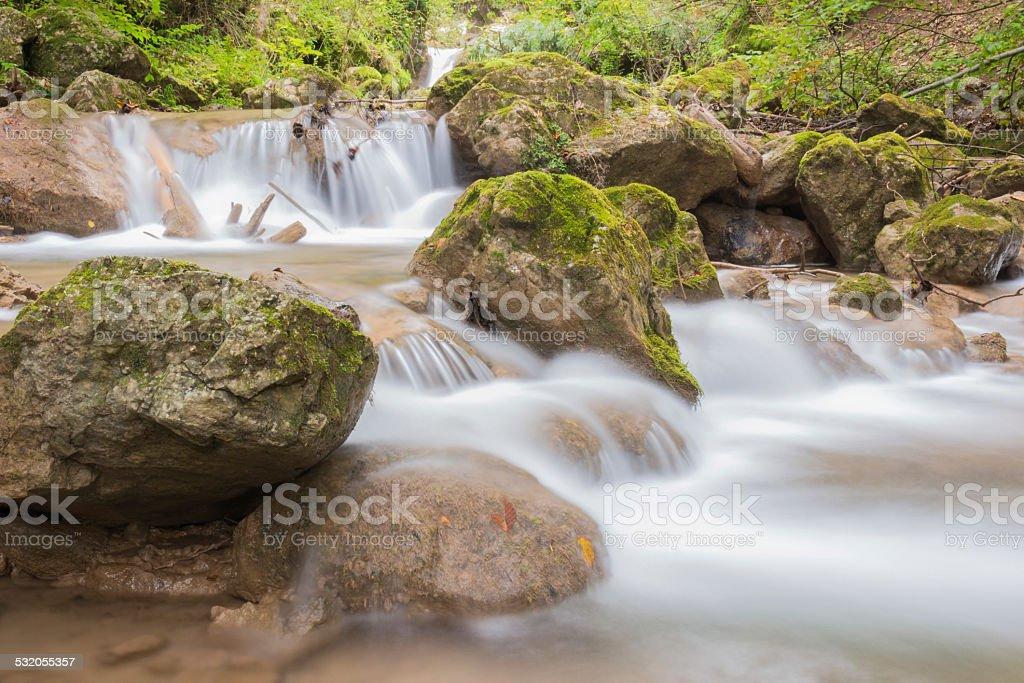 Mountain stream – Foto