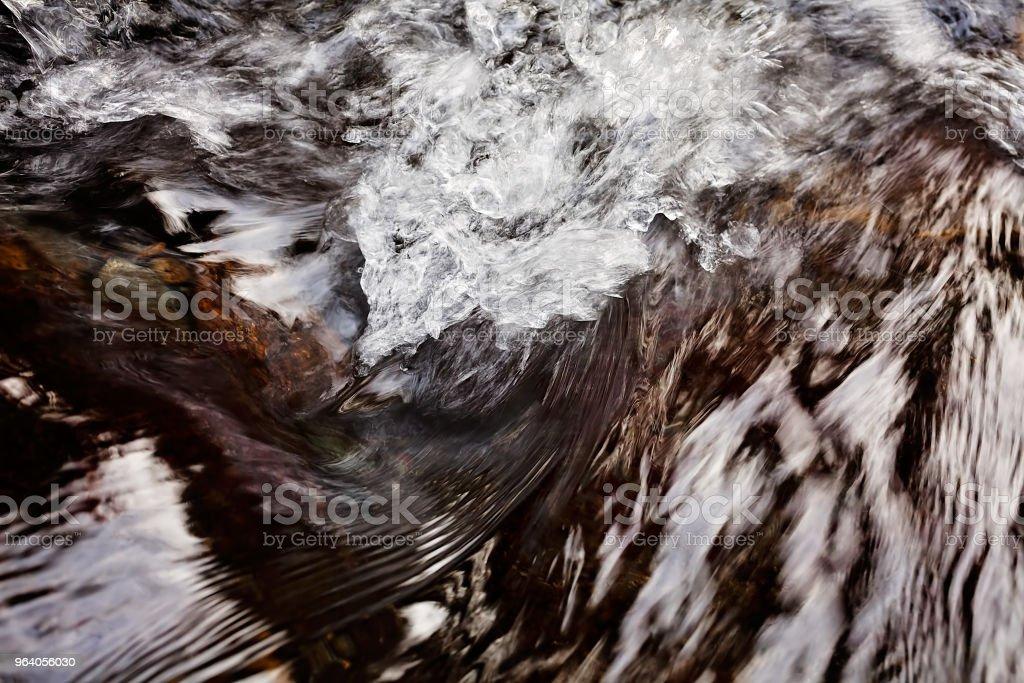 Mountain stream - Royalty-free Beauty Stock Photo