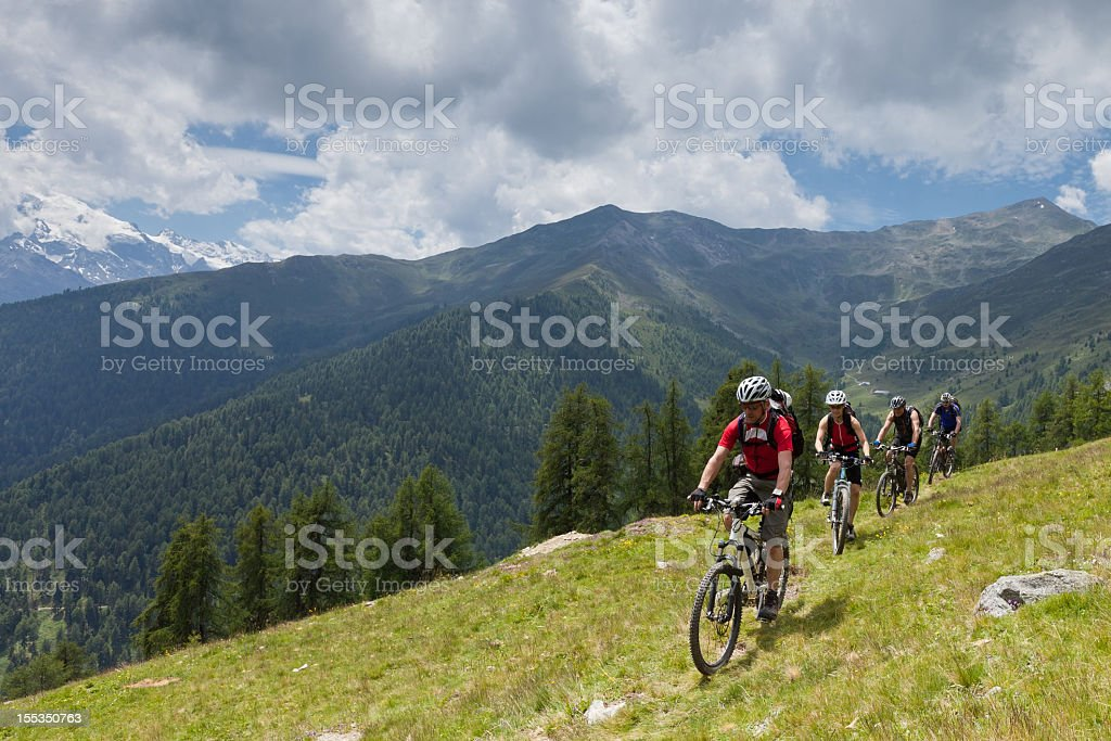 Mountain bike world championships auf Almen, Südtirol – Foto