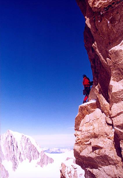 Bergsteigen: Ein bisschen unheimlich – Foto