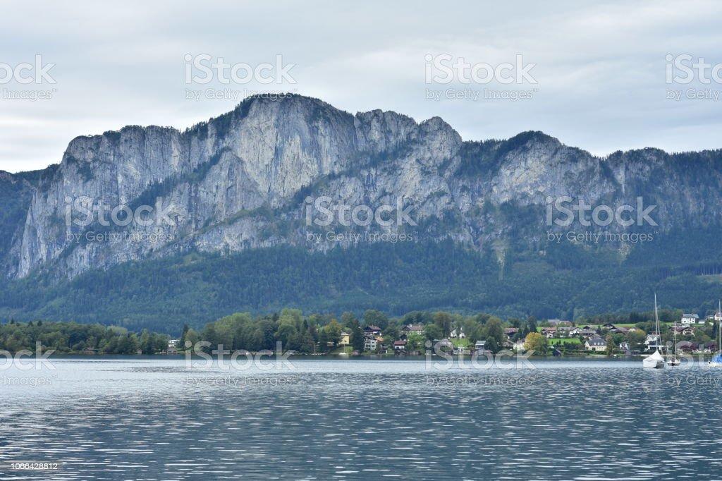 Berge rund um Attersee See – Foto