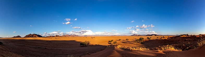 Mountains At The Namib Desert In Namibia Stock Photo - Download Image Now