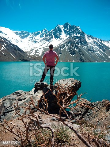 istock Mountains, Freedom, Chile. 868717274