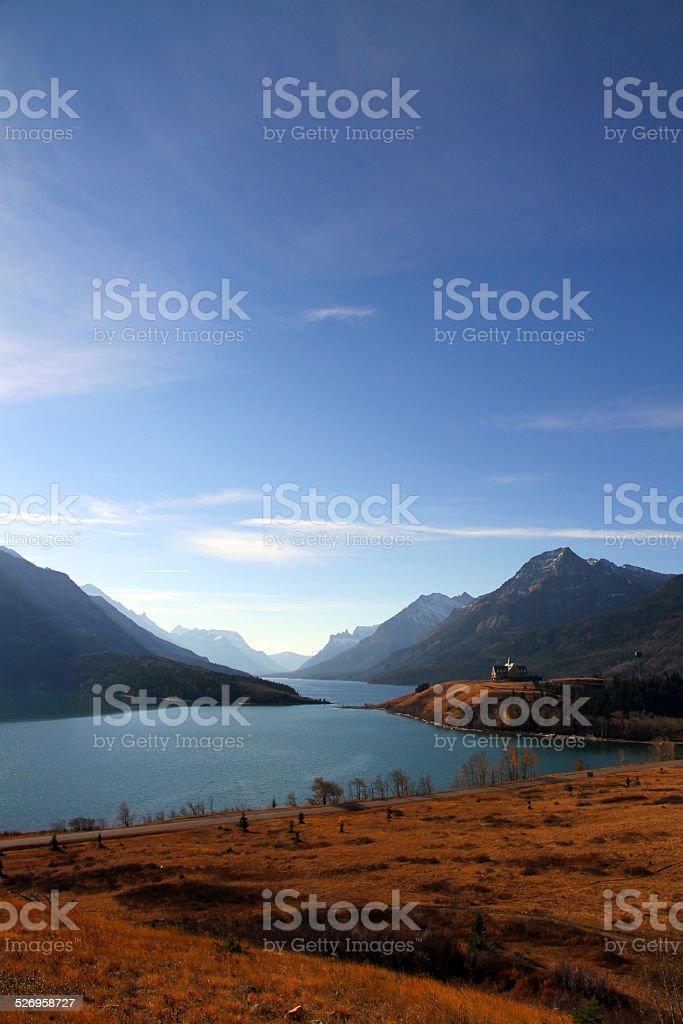 Mountains High stock photo