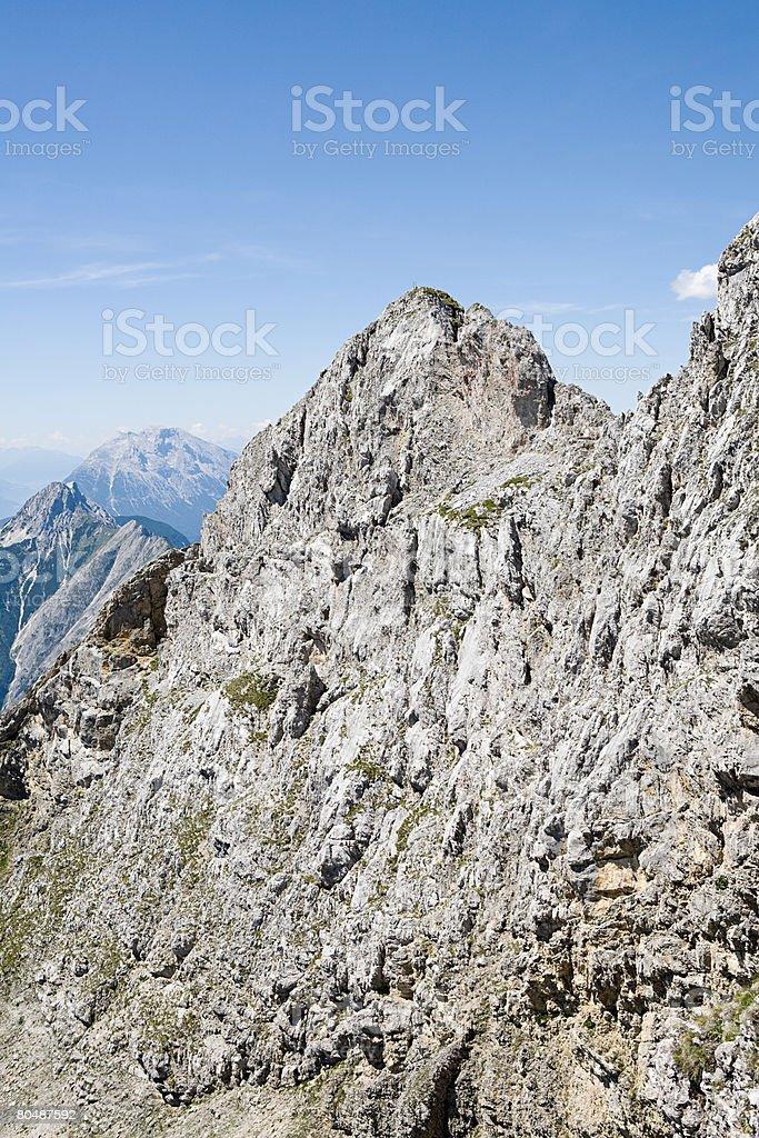 Berge in Bayern Lizenzfreies stock-foto