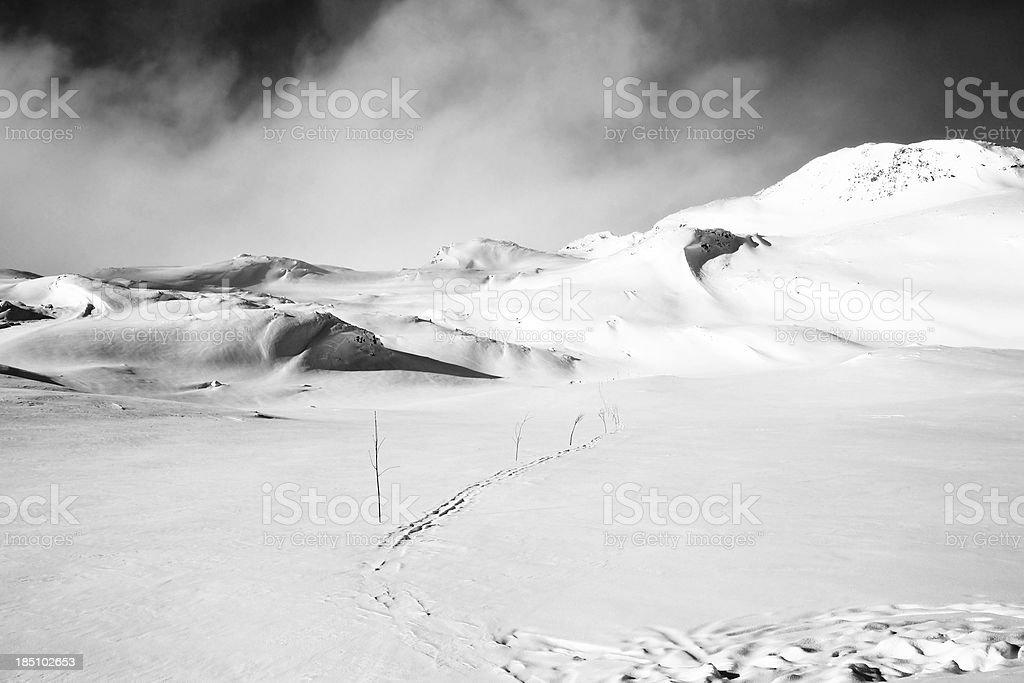 Berge in Skarvheimen – Foto