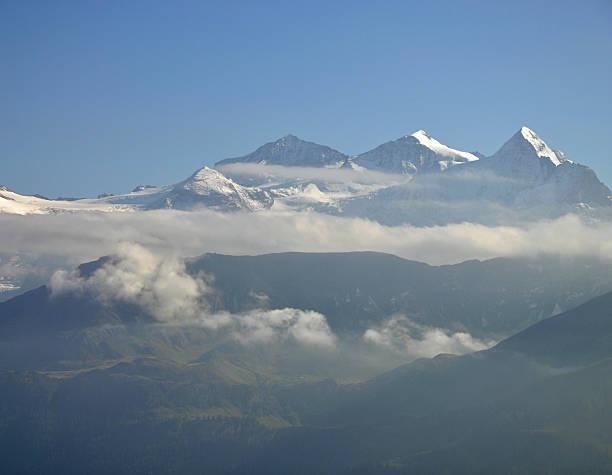 Berge in der Schweiz – Foto