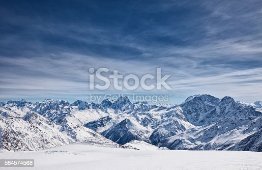 istock Mountains landscape 584574568