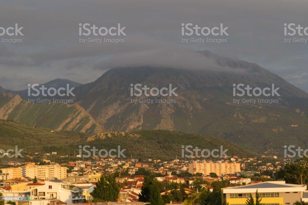 Mountains landscape - foto de stock