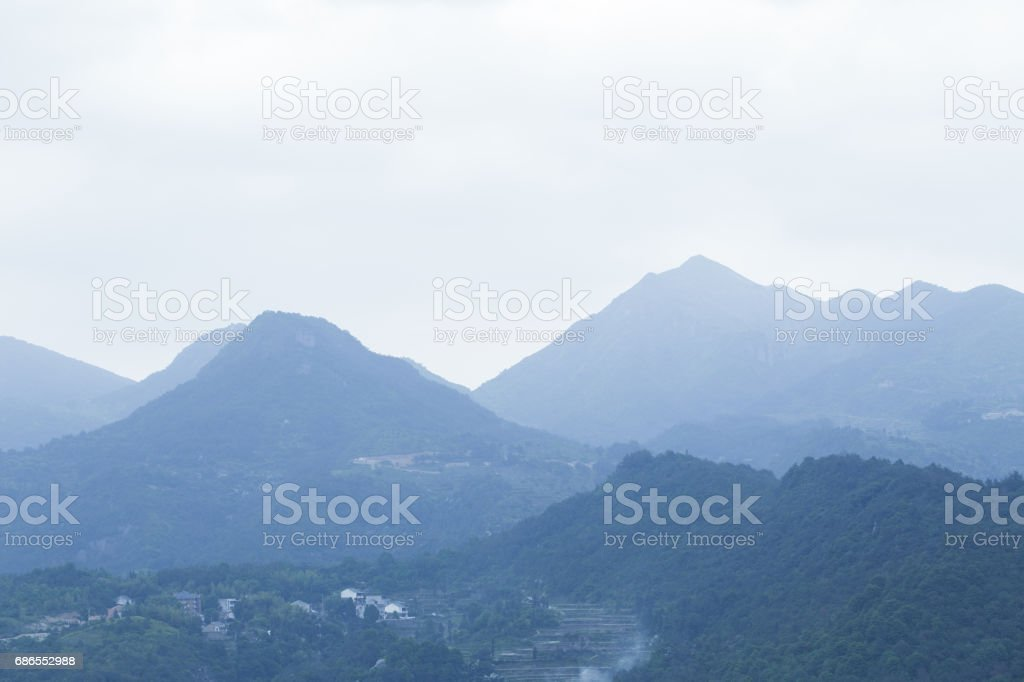 Mountains Landscape foto stock royalty-free