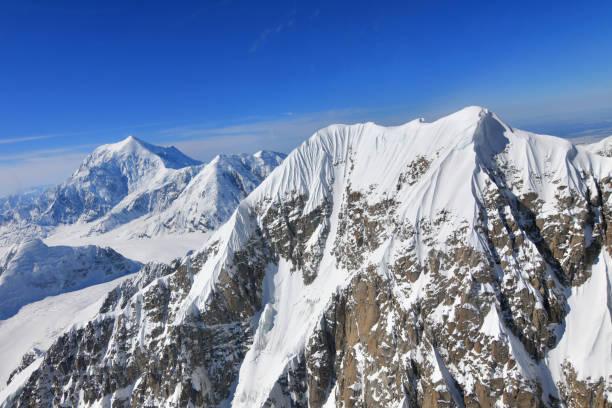 Mountains' Majesty stock photo