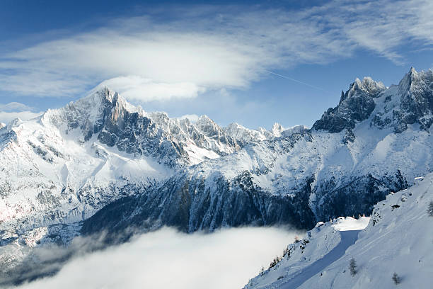 Montagnes de Chamonix - Photo