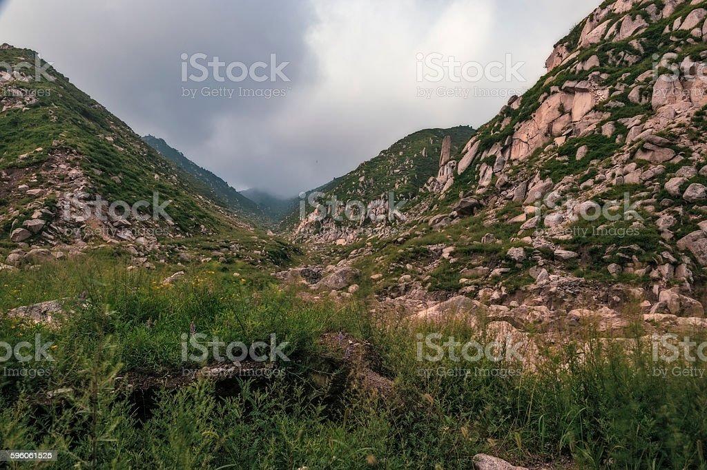 Mountains royalty-free stock photo