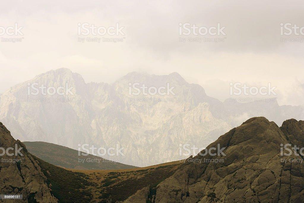 Горы Стоковые фото Стоковая фотография