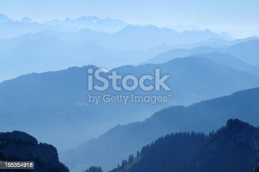 istock Mountains Range - XLarge 155354918
