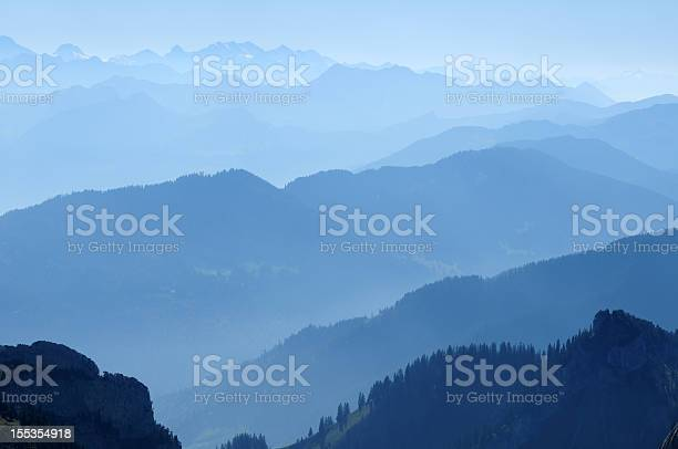 Photo of Mountains Range - XLarge