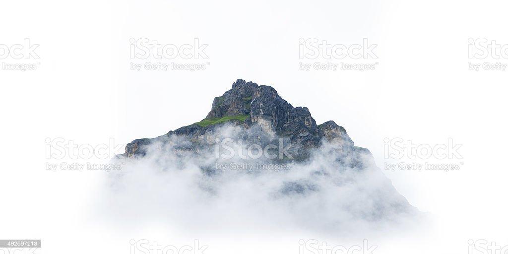 Bergspitze – Foto