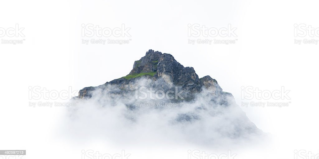 mountaintop bildbanksfoto