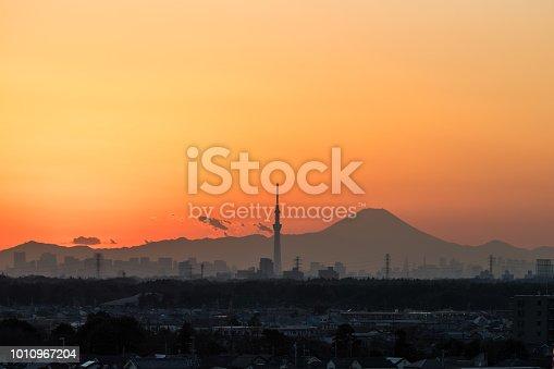 1131743616 istock photo Mountian Fuji 1010967204