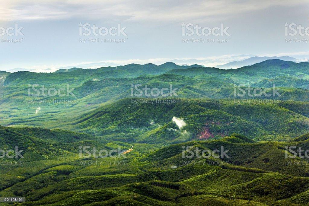 Mountian stock photo
