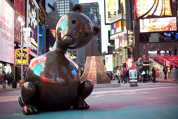 Maus von Tom Otterness – Foto