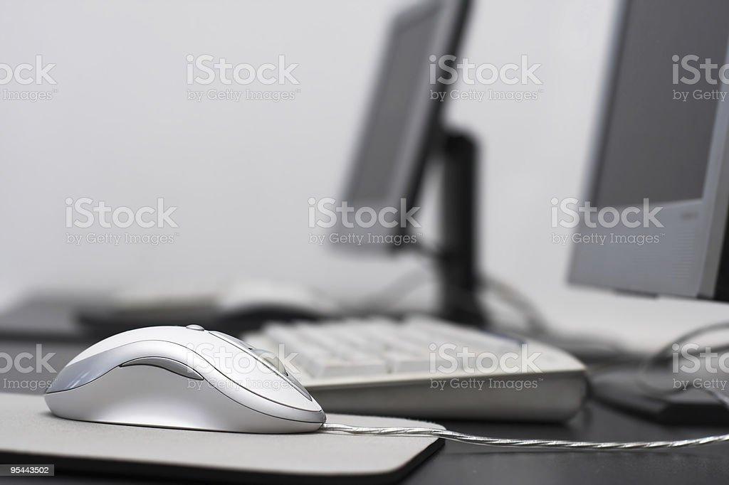 Maus-Computer-Klassenzimmer – Foto