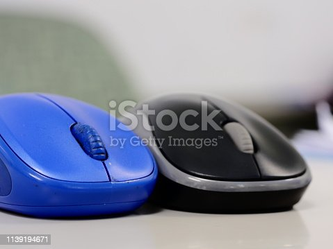 istock Mouse Computer 1139194671