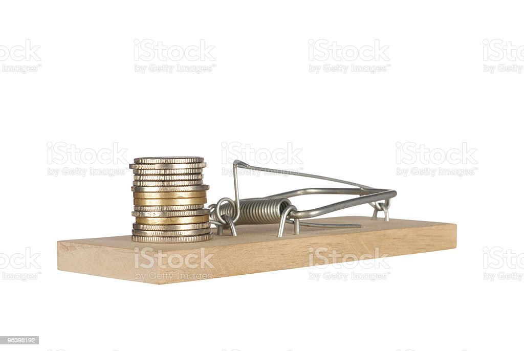 Mousetrap - Royalty-free Business Stock Photo