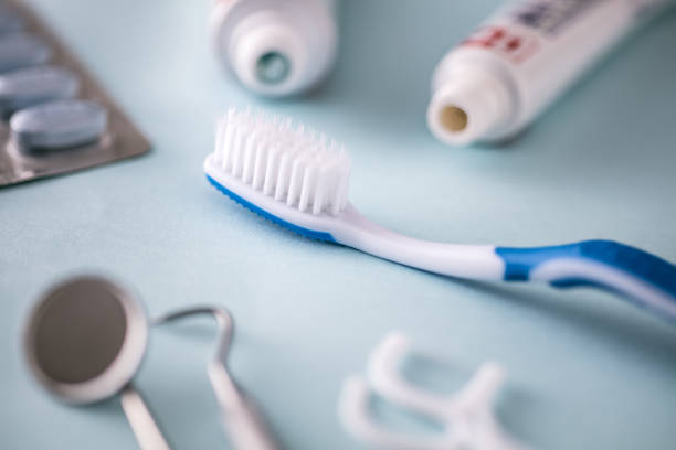 mouth and teeth cleaning mouth and teeth cleaning dental health stock pictures, royalty-free photos & images