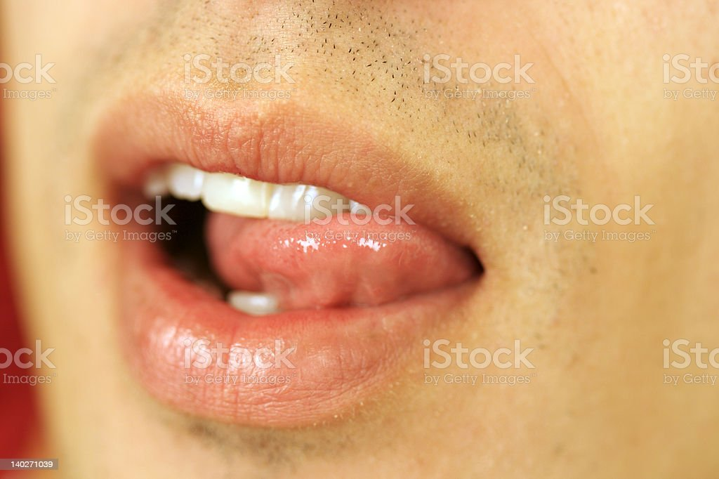 Mouth stock photo