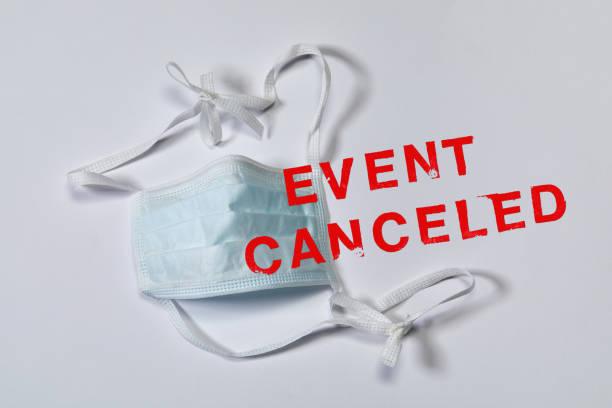 Mundschutz- und Red-Text-Event abgesagt – Foto