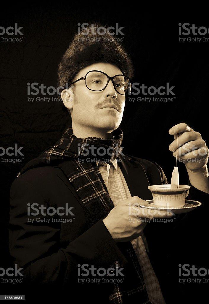 Movember stock photo