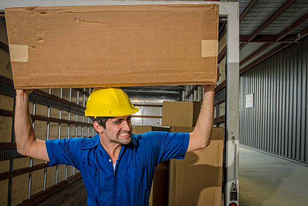 Mover Balancing Box on Head stock photo