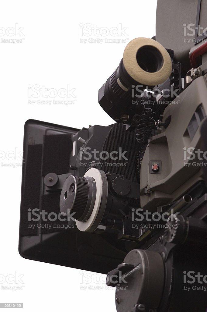 Kamera filmowa - Zbiór zdjęć royalty-free (Film - Impreza rozrywkowa)