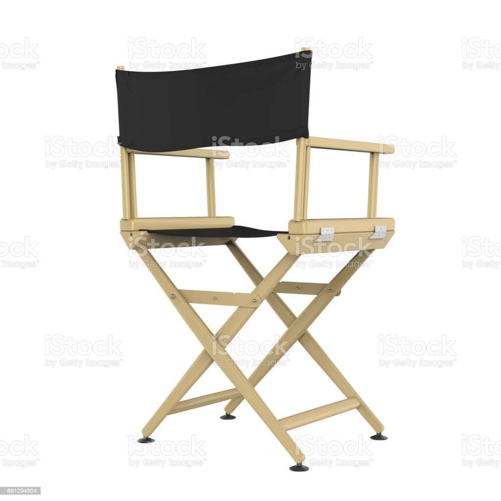 Movie Director Chair Isolated royalty-free stock photo  sc 1 st  iStock & Movie Director Chair Isolated Stock Photo u0026 More Pictures of ...