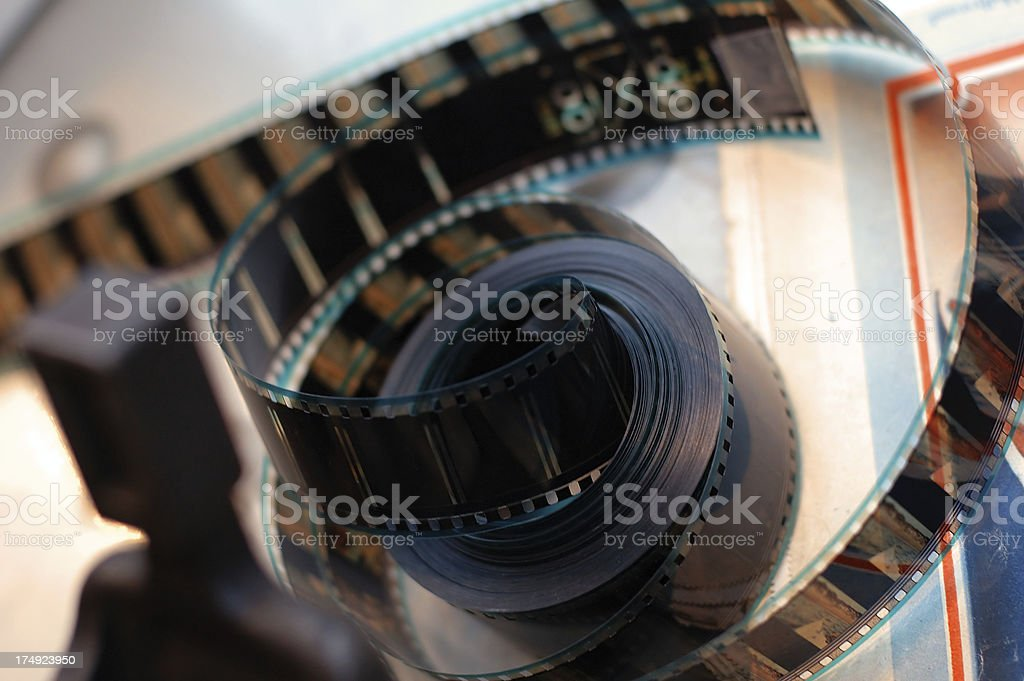 movie maker - 4 stock photo
